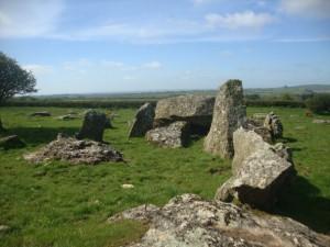 Garn Turne chambered tomb